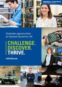 Graduate scheme brochure