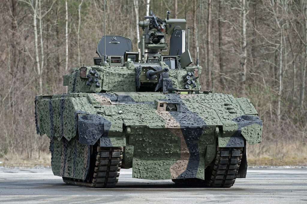 General Dynamics Vehicle AJAX